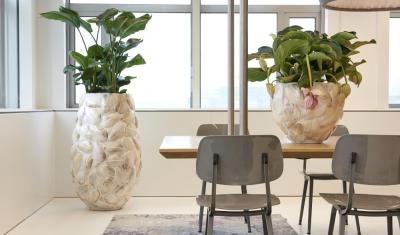 Design look interieur kantoor