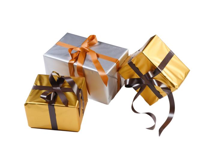 pakjes onder de kerstboom huren