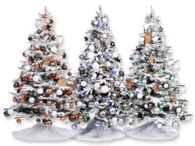Kerstbomen Thema