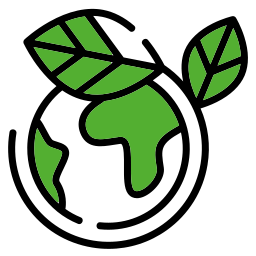 Duurzaam planet earth logo