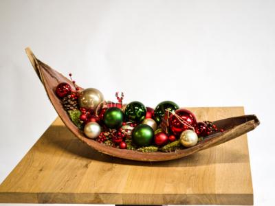 Zakelijk kerstdecoraties huren