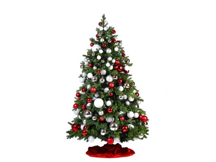 Huur een kerstboom voor kantoor bij Ten Brinke Interieurbeplanting