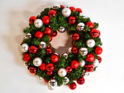 Verhuur kerstkransen