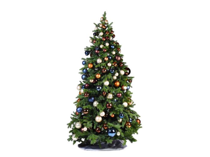Kant en klaar kunstkerstboom huren