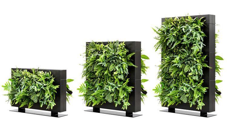 Groene wand modulair