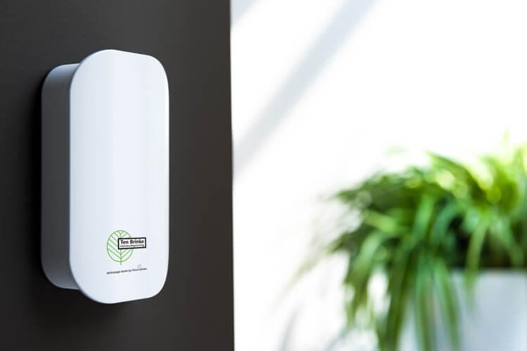 Hoe meet je de luchtkwaliteit in gebouwen?