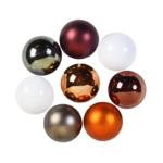 Santa Sledge: Oranje / Taupe-Grijs / Wit / Bruin
