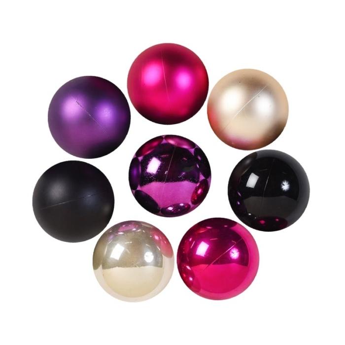Kerstboom kleurcombinatie Masked Ball